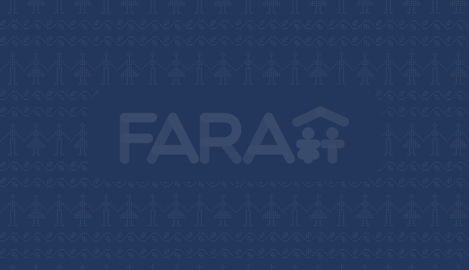 "The word ""fara"" means ""without"" in Romanian and the charity was created to provide a family for those without."