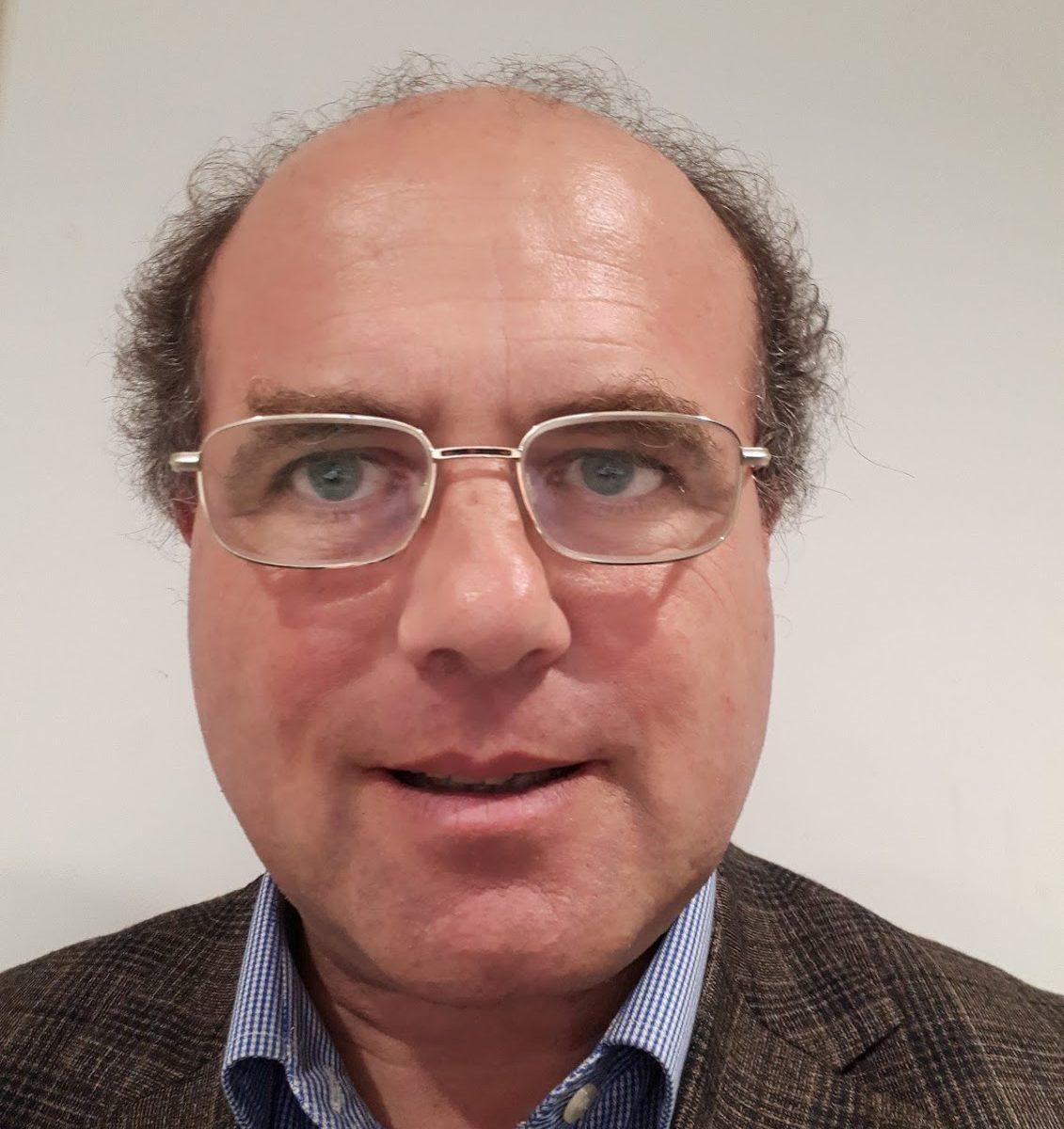 FARA Charity trustee Philip Groves