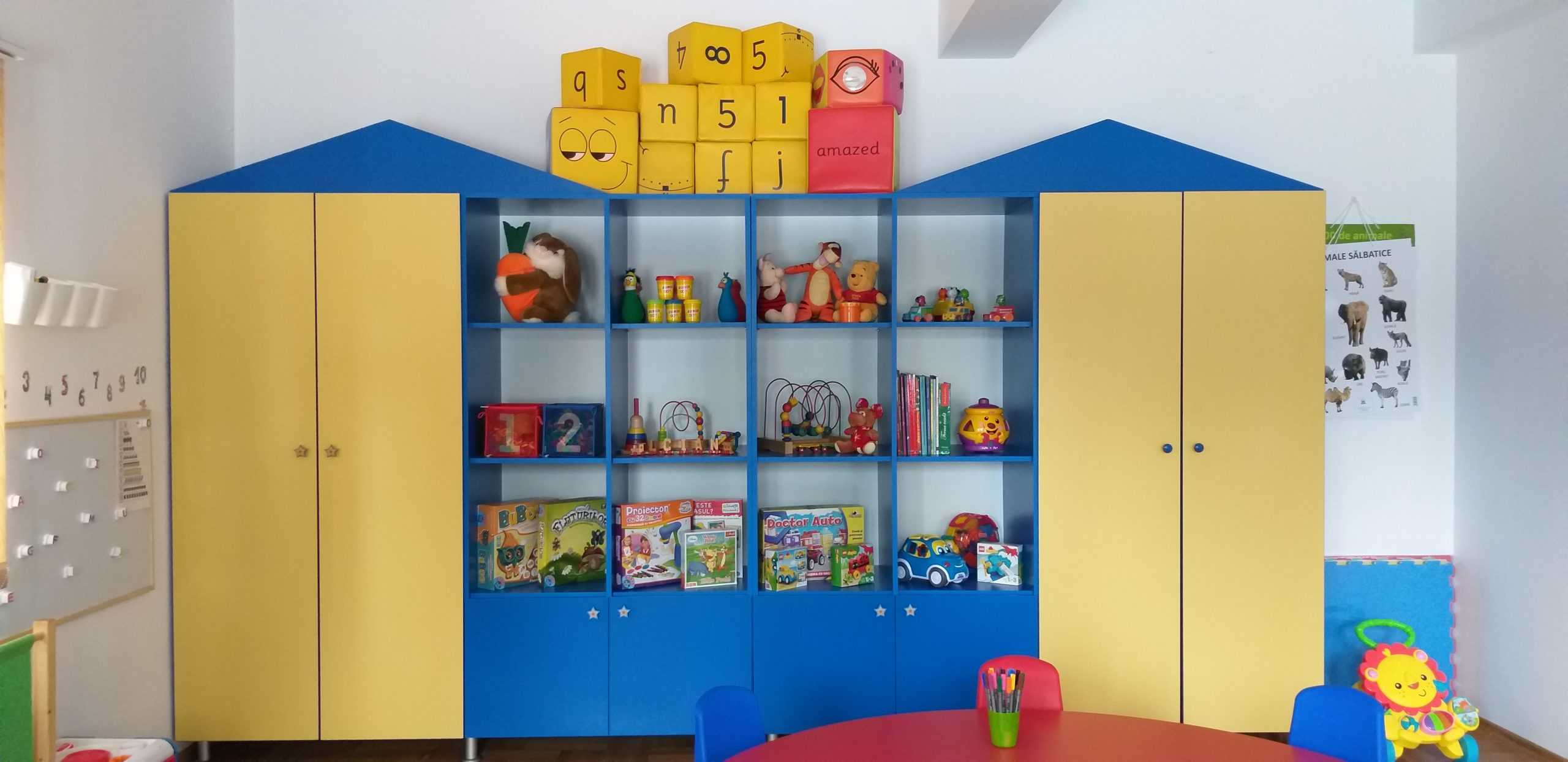 FARA therapy room
