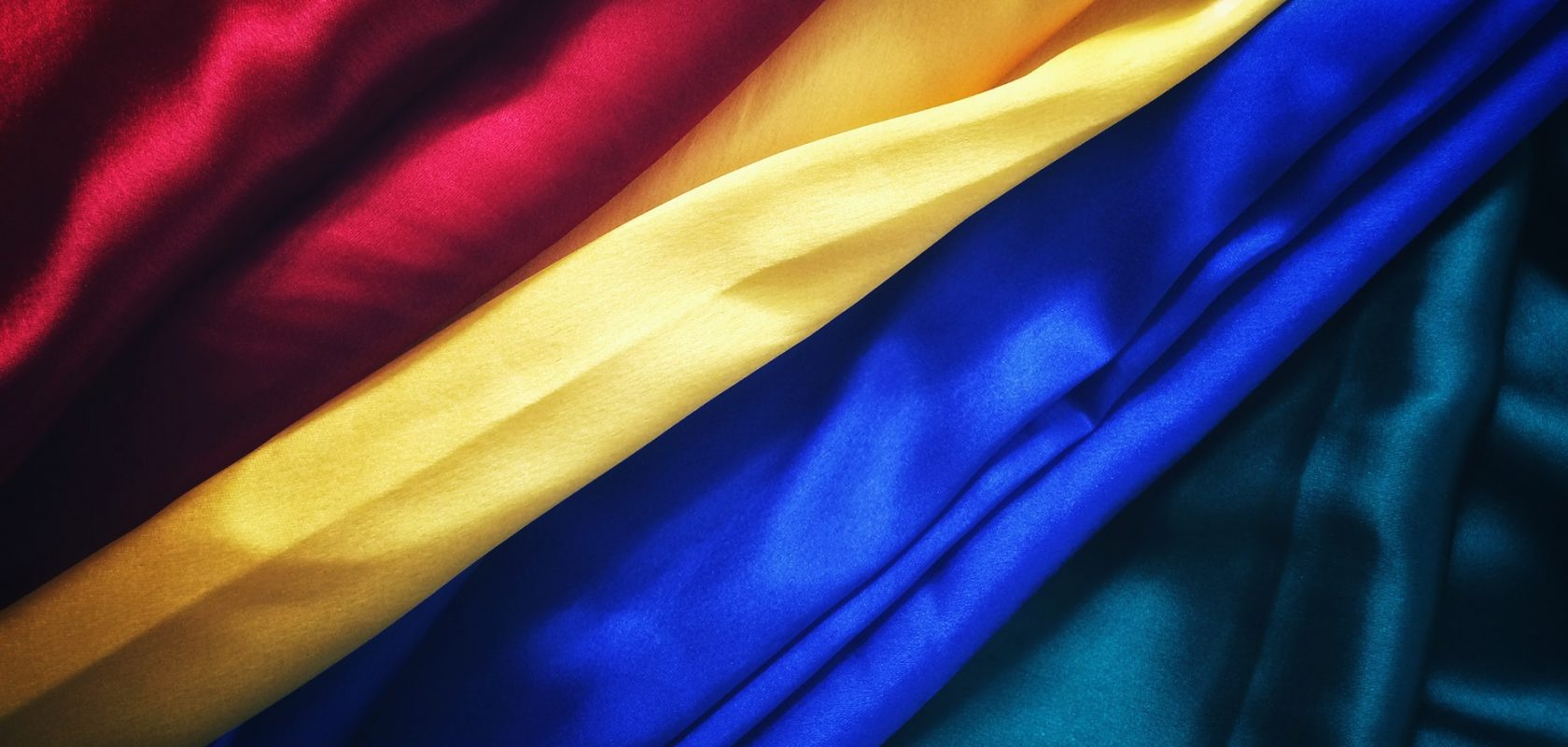 Romanian colours