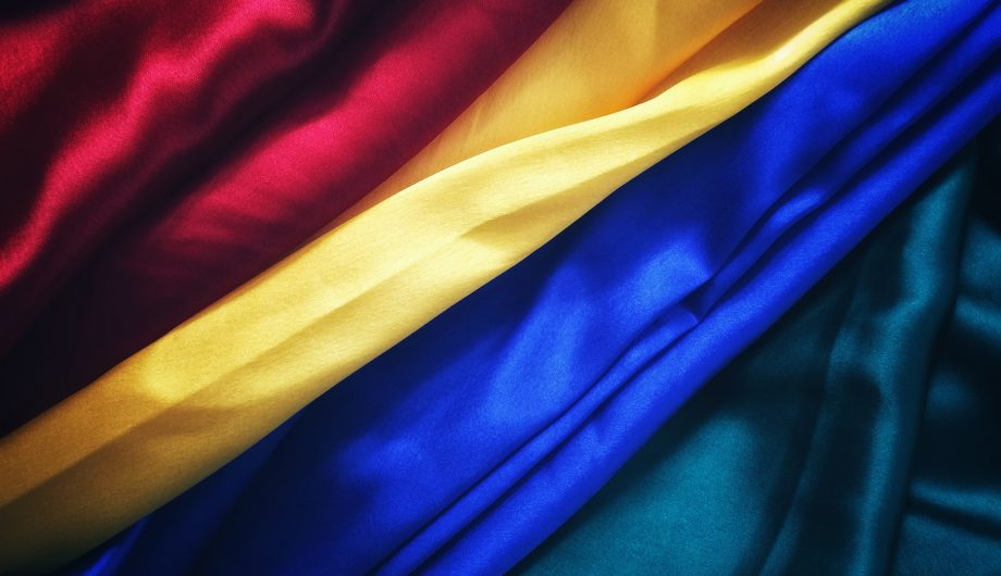 Romanian colours